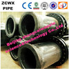 black plastic 400mm hdpe pipe of chinese manufacturer
