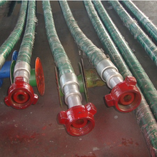 3 Inch Wire Reinforced Rotary Hose