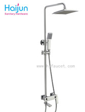 Shower Sets Bath & Shower Faucet Type and Polished Surface Treatment shower