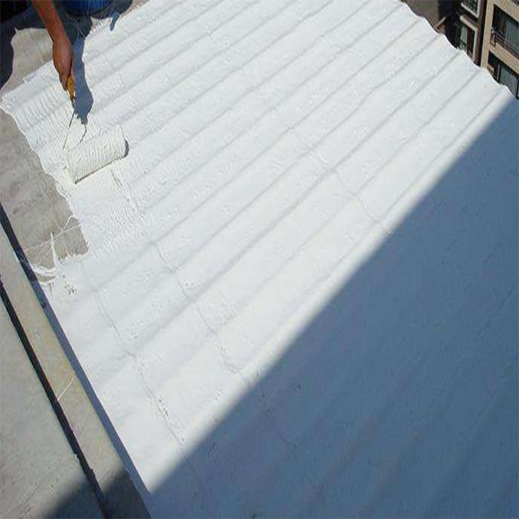 Roof Paint Thermal Concrete Reflective Insulation Coating
