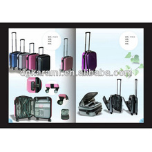 New best PC+ABS 16 inch Trolley Laptop Case
