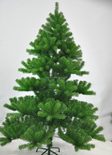 Wholesale customized styles artificial christmas tree parts for christmas day and gifts