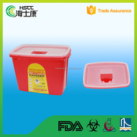 15L large sharp container