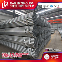 material grade Q195 galvanized iron pipe price