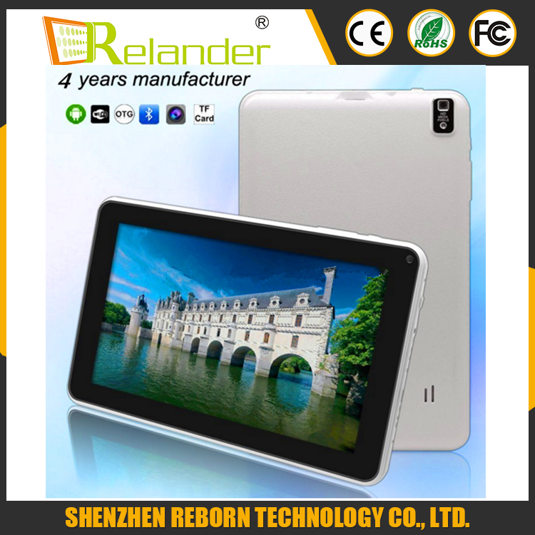 Tablet Android 9Inch Allwinner A33 Quad Core PC Tablet Cheap Tablet PC