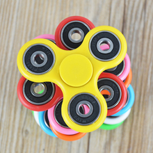 OEM Logo Hand Spinner Fingertips Gyro With Different Colourful Gyroscope