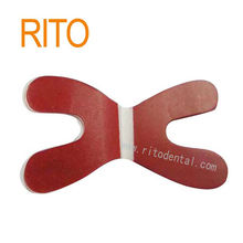 AP-100RU 100u Red Dental Articulating Paper-Occluding Paper- Good quality
