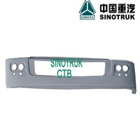 SINOTRUK HOWO series truck parts WG1642240002 Bumper assembly