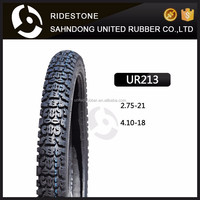 Tyre Manufacturers In China TIRAL MOTORCYCLE TIRE 2.75-21 4.10-18