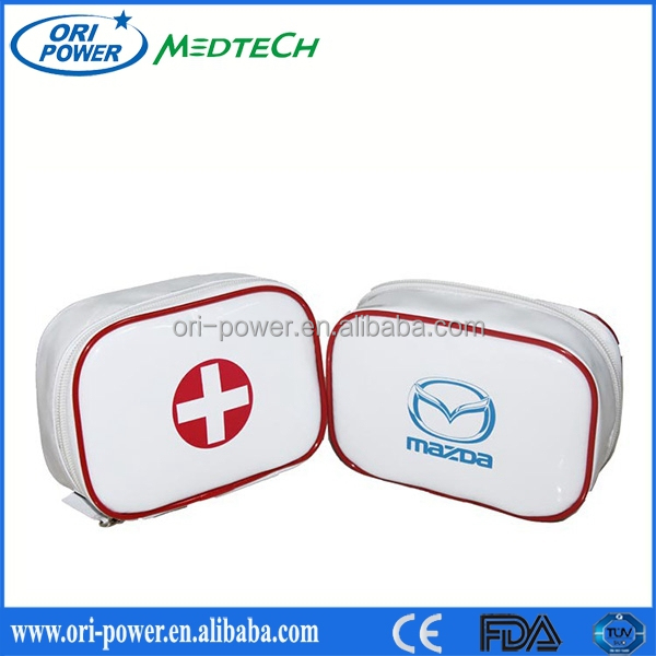 OP manufacture CE FDA ISO approved OEM wholesale emergency roadside automobile first aid kit