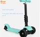 Sun Shine 3 wheel scooter for kids