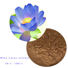 Factory Supply blue lotus extract