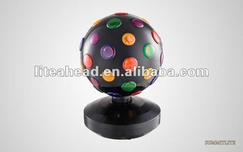 "8"" Home party Table Rotation Disco Ball SEHB1008"