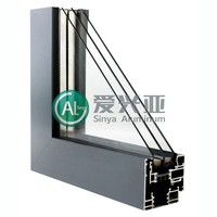 Factory Supply Good Quality aluminium sliding window and door