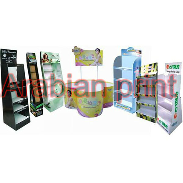 paper display, stand
