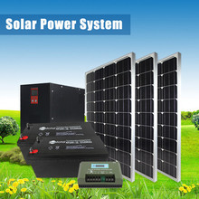 2015 suntotal 2000w off-grid solar photovoltaic system solar energy storage system
