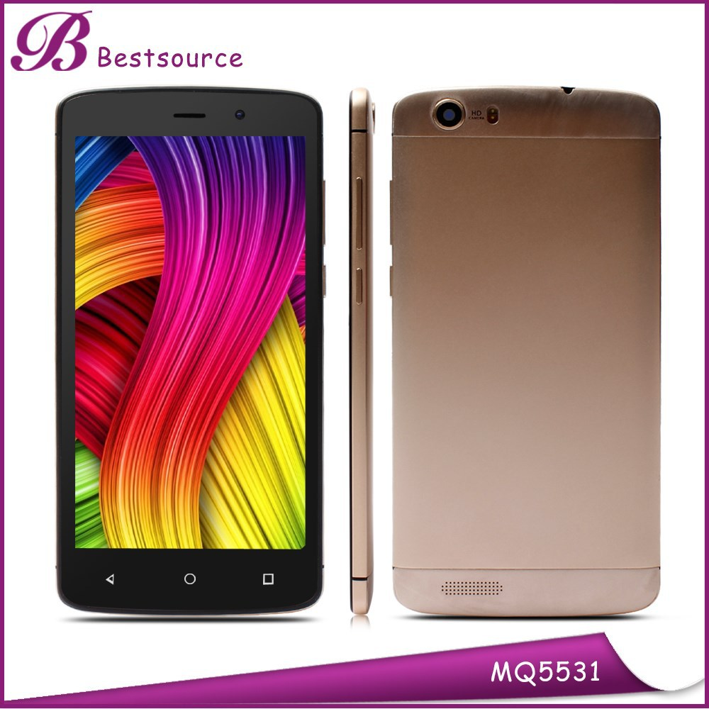 New Product 5.5inch IPS MTK6735 Quad Core RAM 2GB ROM 32GB Back Camera 13MP 4G lte gold colour ultra slim android smart phone