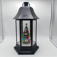 battery operated big size led christmas tree lantern lights