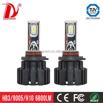 100w 13600lm led headlight auto parts h7 led canbus car accessories d2s led headlights