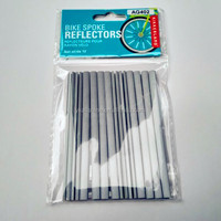 bicycle spoke wheel reflector