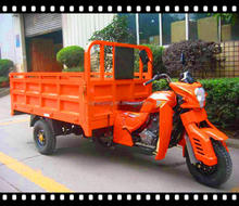 Orange color 200cc 250cc Chopper Automatic Adult Tricycle For Sale In Peru Market