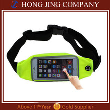 2016 Hotsale Waterproof Waist Phone Bag With Touch Screen