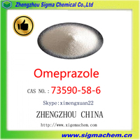 High purity CAS:73590-58-6 / Anti-inflammation APIs / Omeprazole powder / Omeprazole