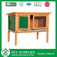 Animal house Chinese fir wooden custom rabbit hutch designs