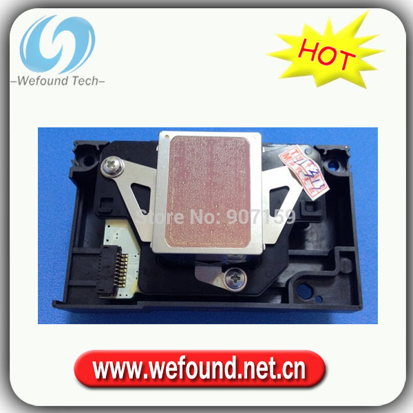 100% Original print head for Epson Stylus photo 1390 1400 1410 1430 R270 R390 RX590 1500W printer print head
