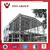 steel structure building, vacation villa on beach