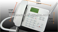 sim card gsm fixed wireless phone KT1000(170)
