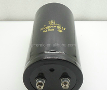 Electrolytic capacitor 450V 4700uF 75x145mm