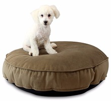 Removable Velour Cover with Waterproof Liner Popular dog bed