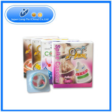 Vibrator Silicone Penis Sleeves Condom For Men
