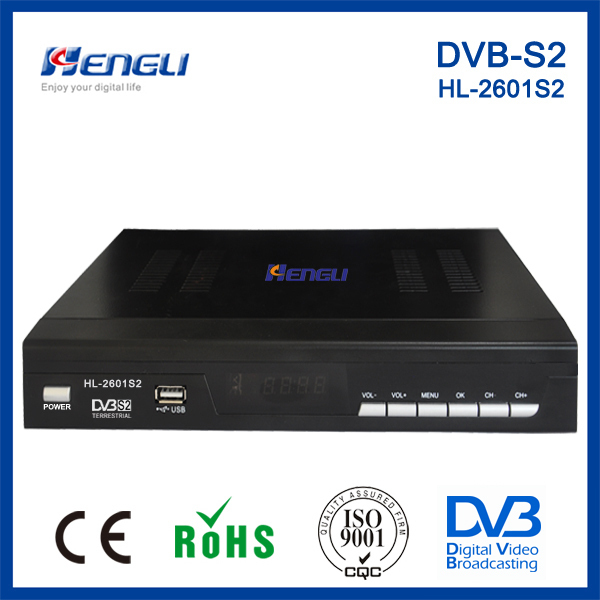 nice quality Ali M3510E chipset DVB-S2 HDMI Digital Satellite Receiver