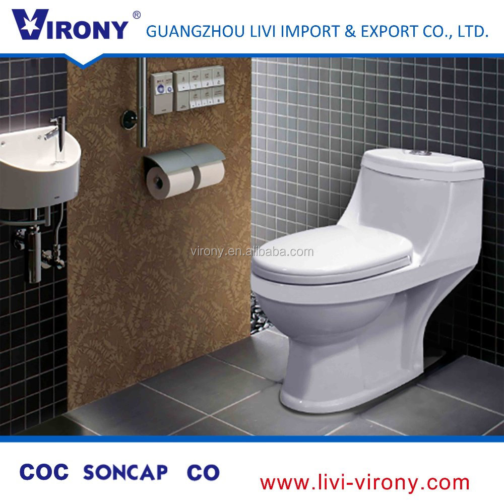 Floor mounted ceramic material dual flush cheap toilet