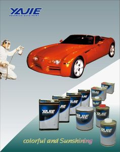 Acrylic Pearl Colorbase Paint For Car Scratch Repair