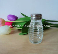 glass salt pepepr cruet