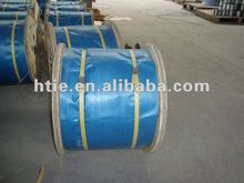 8x19+8x7+pp high speed elevator steel wire rope
