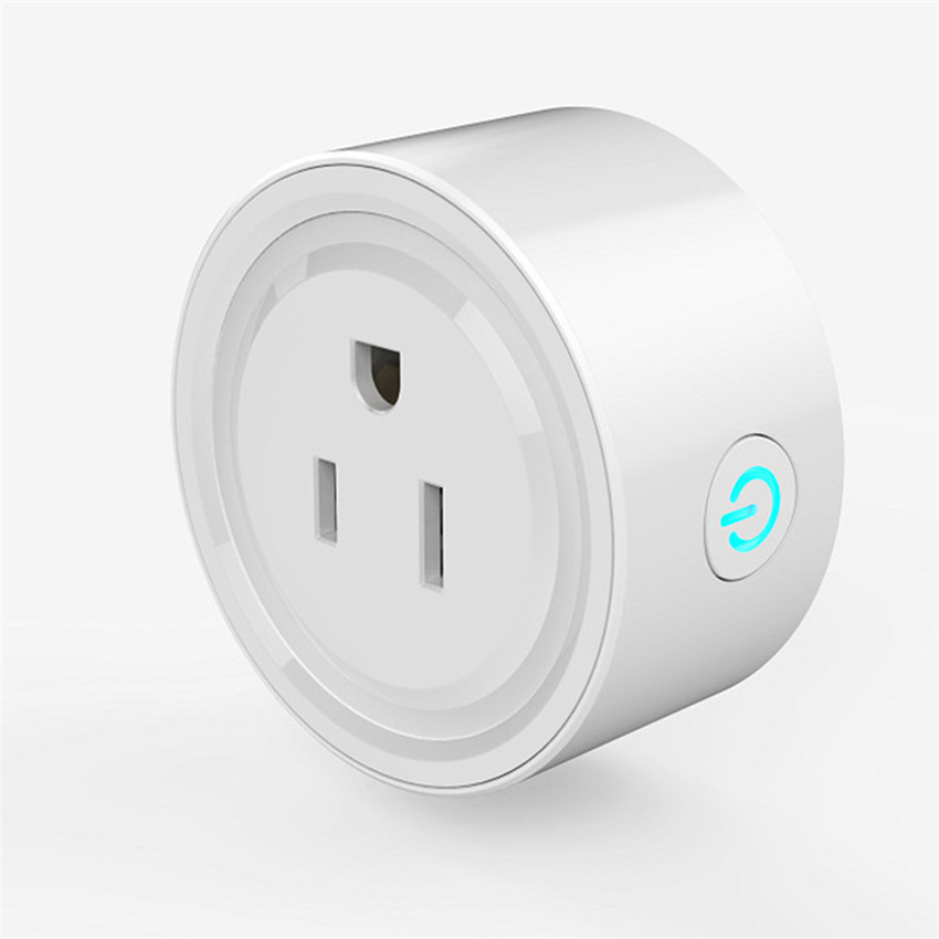 AMAZON ALEXA Smart Home US Plug AI Artificial Intelligence Timing Remote Control WiFi Wireless Converter Socket CA6336