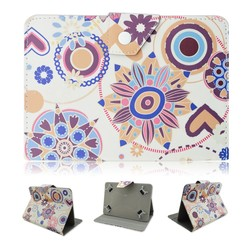 universal case for tablet, universal tablet cases 7 inch pu leather
