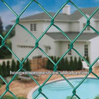 install chainlink fence