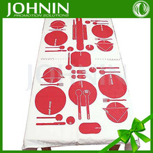 hot sales Chinese manufacturer customized directly sales high quanlity heavy polyester table cloth 36x36