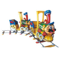 Excellent quality classical amusement rids electric train for sale
