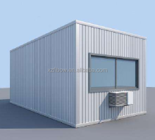 20ft flat pack container homes house office accommodation for sale