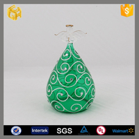 China supplies ball cake angel hair christmas decoration