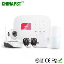 2017 New alarm module home security wireless Wifi GSM Fire Alarm With PIR Sensor PST-WIFIS2W