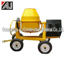 Diesel Engine/Electric /Gasoline Portable Mini Concrete Mixers with260L,300L,350L,400L,500L Charging Capacity