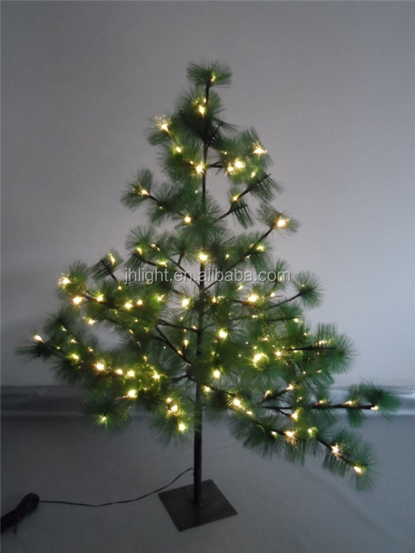 hot christmas led tree lights topiary xmas evergreen tree. Black Bedroom Furniture Sets. Home Design Ideas