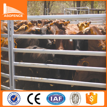 heavy duty cattle panel/used horse fence panels/portable yard fence